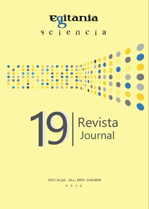 Revista Egitania Sciencia - Volume 19