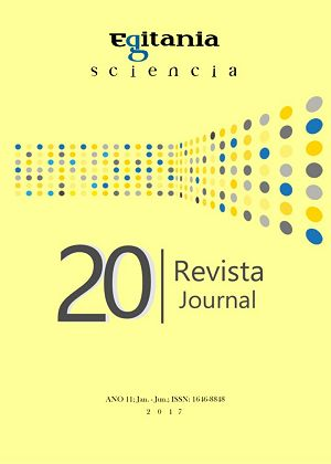 Revista Egitania Sciencia - Volume 20