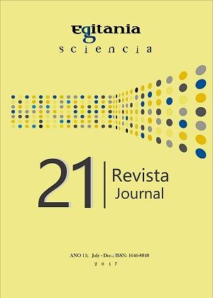 Revista Egitania Sciencia - Volume 21