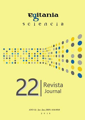 Revista Egitania Sciencia - Volume 22