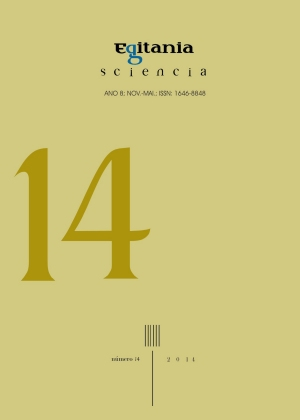 Revista Egitania Sciencia - Volume 14
